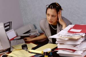 duduk seharian di kantor bisa bikin gw stress!!